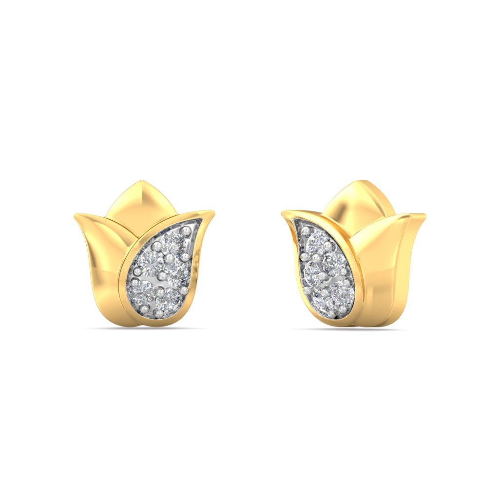 img-Diamond  Earring test